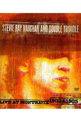 Stevie Ray Vaughan and Double Trouble 1982-1985 Live At Montreux DVD