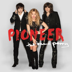 The Band Perry: Pioneer CD  Release Date 4/2/13