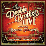 Doobie Brothers: Live From The Beacon Theatre PBS 2018 Deluxe Edition (2 CD/DVD) DTS 5.1 Audio 2019 Release Date 6/28/19