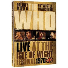 The Who: Isle of Wight-Festival 1970 DVD 2009 DTS 5.1 Audio
