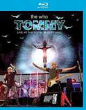 The Who: Tommy Live at the Royal Albert Hall 2017 (Blu-ray) DTS-HD Master Audio  2017 Release Date 10/13/2017