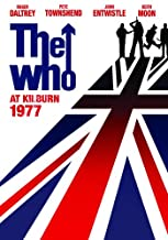 The Who: Live At Kilburn 1977 & London Coliseum 1969 (DVD) 2008 2 Live  Concerts DTS- 5.1 Audio RARE CLASSIC