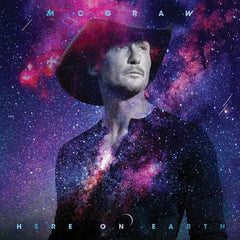 Tim McGraw: Here On Earth CD Release Date: 8/21/2020