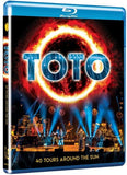 TOTO: 40 Tours Around The Sun Live Amsterdam 2018  [Import] United Kingdom (Blu-ray) DTS-HD Master Audio 2019 Release Date 3/22/19