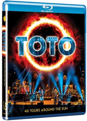 TOTO: 40 Tours Around The Sun Live Amsterdam 2018  [Import] United Kingdom (Blu-ray) DTS-HD Master Audio 2019 Release Date 3/22/19 In Stock
