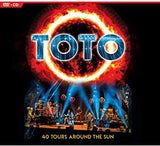 TOTO: 40 Tours Around The Sun Live Amsterdam 2018  [Import] United Kingdom (CD/DVD) DTS 5.1 Audio 2019 Release Date 3/22/19