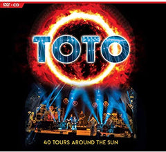 TOTO: 40 Tours Around The Sun Live Amsterdam 2018  [Import] United Kingdom (CD/DVD) DTS 5.1 Audio 2019 Release Date 3/29/19 Order Now
