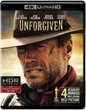 Unforgiven: ( Multiple Academy Award Winning) 4K Ultra HD Blu-Ray Digital 2PC 2017 Release Date 5/23/17