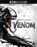 Venom: 4K Ultra HD+ Blu-ray+Digital 2018 Release Date 12/18/18