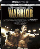 Warrior: 4K Ultra HD Blu-ray  HD Rated: PG13 Release Date: 10/24/2017 2 Pack, 2PC)