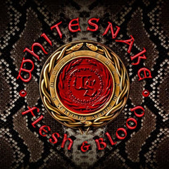 Whitesnake: Flesh & Blood (Deluxe Edition LP/CD/DVD Audio/Video) 2019 Release Date 5/10/19