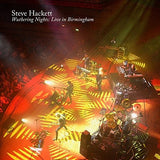 Steve Hackett: Wuthering Nights Live In Birmingham  (Germany - Import) (2 CD/Blu-ray) DTS-HD Master Audio 2018 Release Date 2/2/18