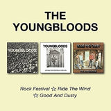 The Youngbloods: Rock Festival / Ride The Wind / Good & Dusty 1970-'71 [Import] Deluxe 3 Album 2 CD Edition Release Date 4/14/17