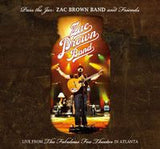 Zac Brown Band: Pass the Jar-Zac Brown Band & Friends 2009 Live From the Fox Theatre Atlanta (2 CD 1 DVD) Special Edition 16:9 Dolby Digital 5.1