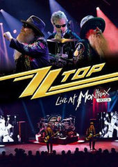ZZ Top: Live In Montreux 2013 DVD 2014 16:9 DTS 5.1