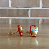 Mancuernillas Iron Man