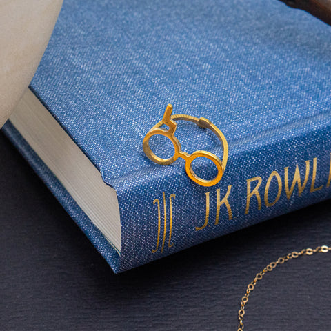 Anillo Lentes de Harry Potter