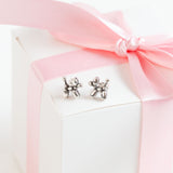 Aretes Balloon Dog