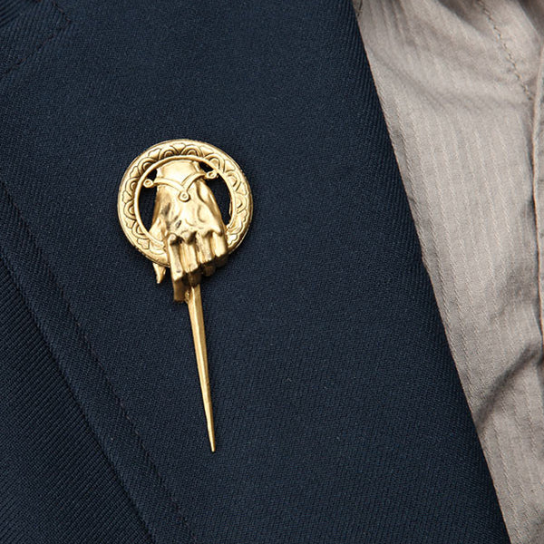 Pin Hand of the King
