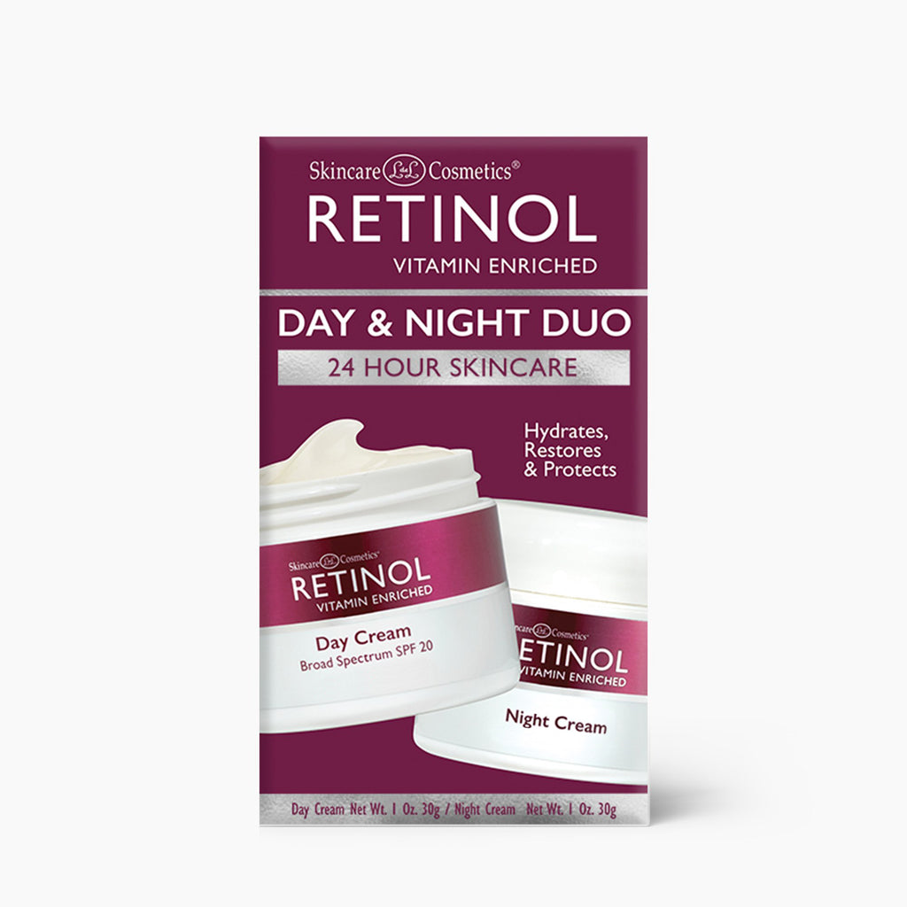Retinol Day & Night Duo