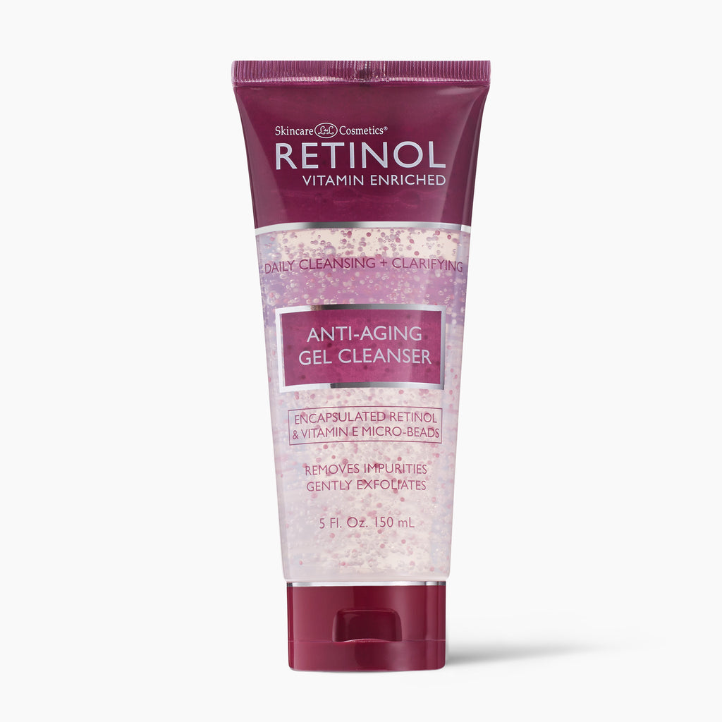 Retinol Gel Cleanser