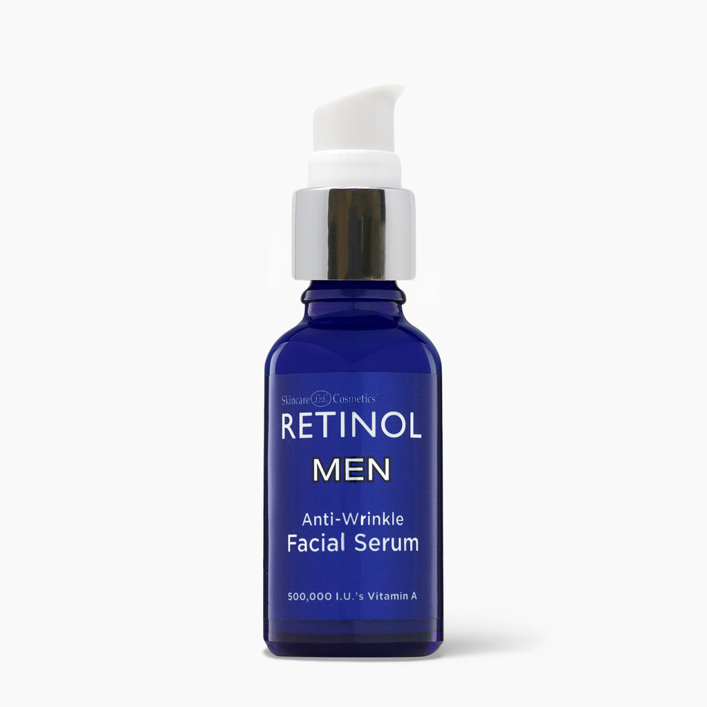 Retinol Men's Facial Serum