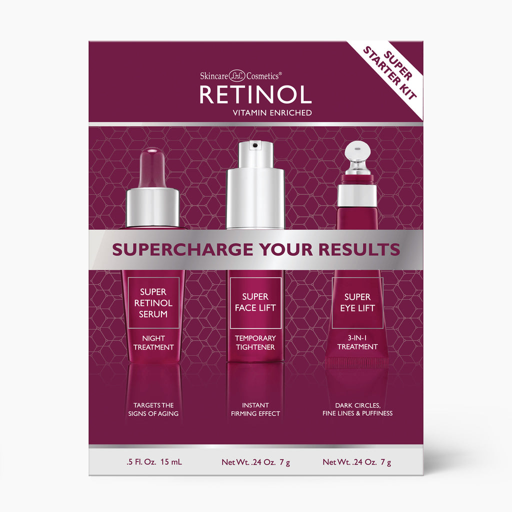 Retinol Super Starter Kit