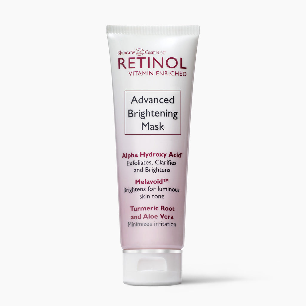 Retinol Advanced Brightening Mask
