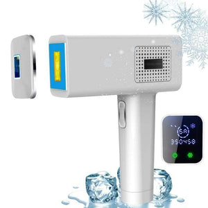 Halipax-350 ™ Multi-Function Ice Cool Laser Hair Removal - HALIPAX