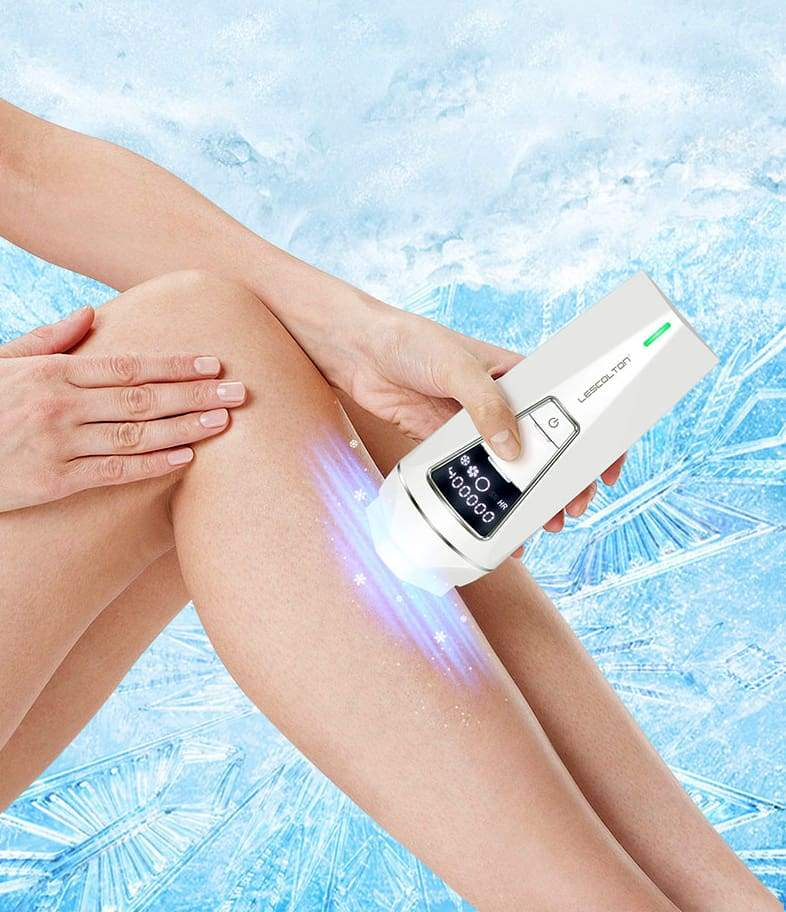 Copy of Halipax-400 Multi-Function Ice Cool Laser Hair Removal