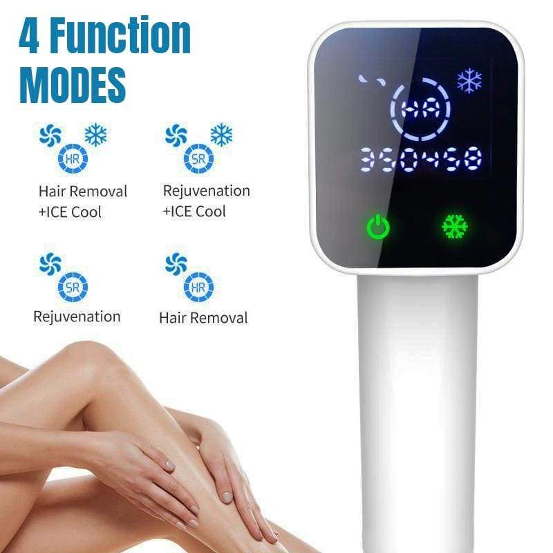 Halipax Multi-Function Ice Cool Laser Hair Removal