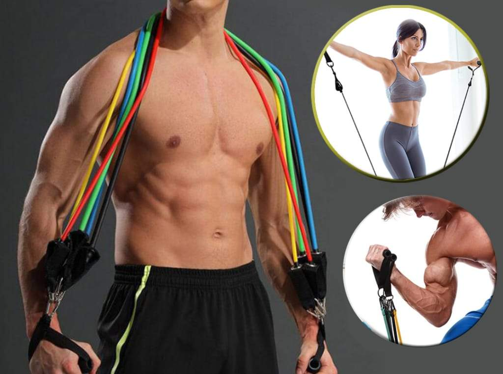 OPX-1™ 12 PCS Resistance Bands Set
