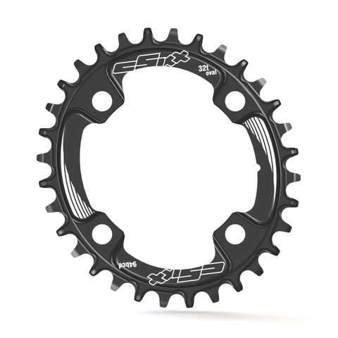 TT Chainring - OVAL - 94 BCD