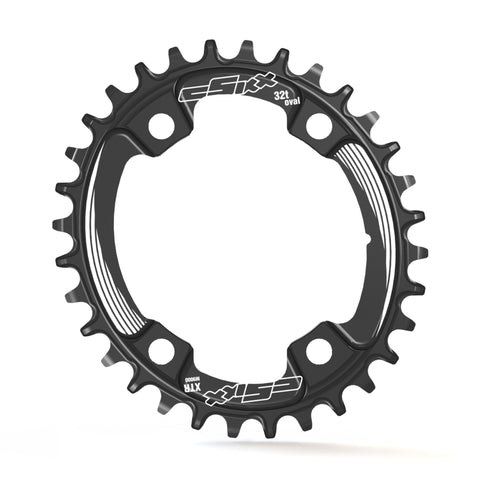 TT Chainring - OVAL - XTR 96 BCD