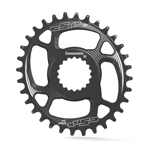 TT Chainring - OVAL - Direct-mount - Cannondale Ai 3mm