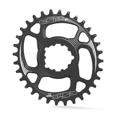 TT Chainring - OVAL - Direct-mount - SRAM 0mm Offset