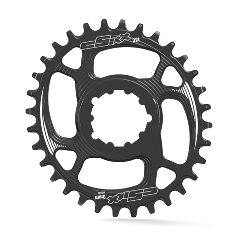 TT Chainring - OVAL - Direct-mount - SRAM 3mm Offset