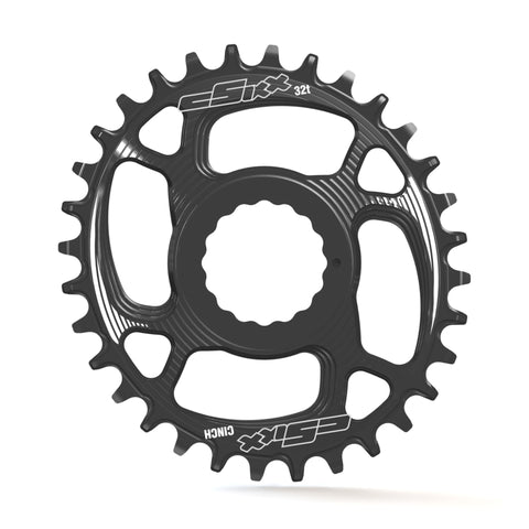 TT Chainring - OVAL - Direct-mount - CINCH