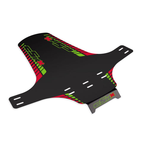 Mudguard Green - Red