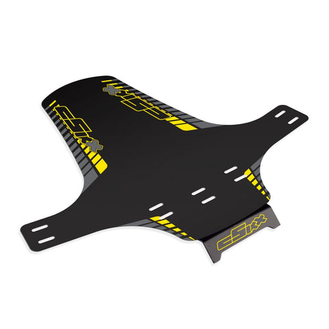 Mudguard Yellow - Grey