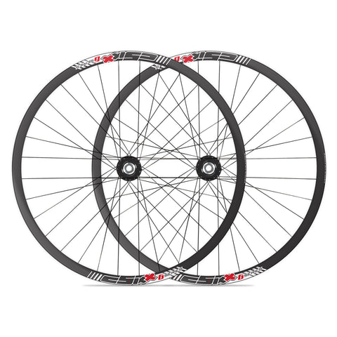 XCM 6series Wheelset