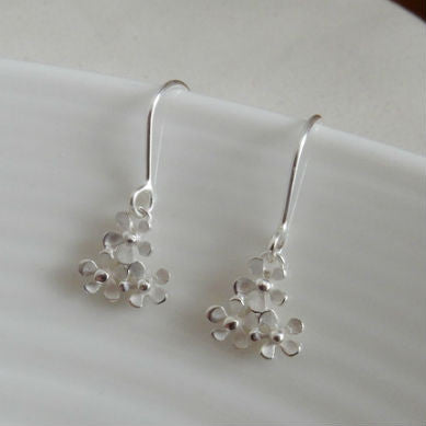 Bouquet Small Drop Earrings