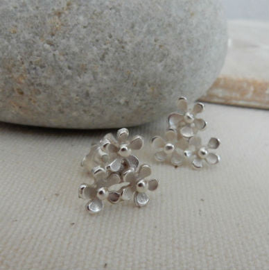 Bouquet Stud Earrings