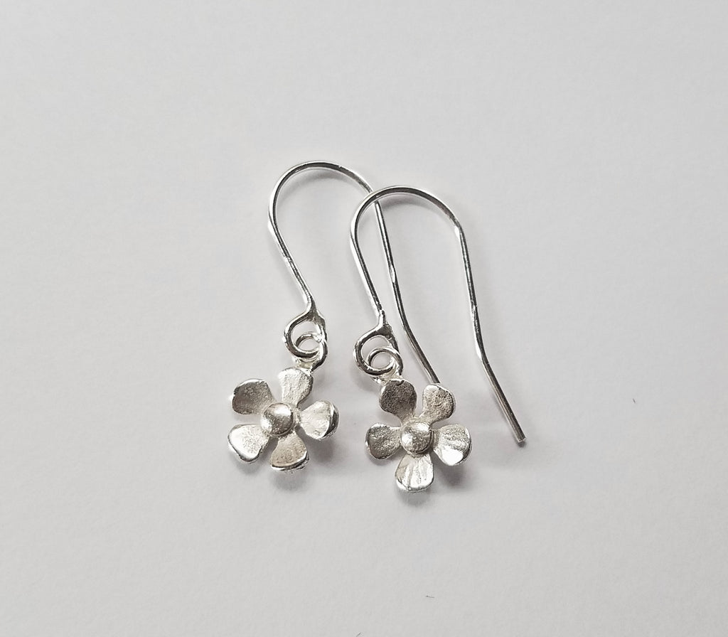 Garland Flower Drop Earrings