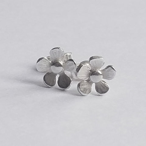 Garland Flower Stud Earrings