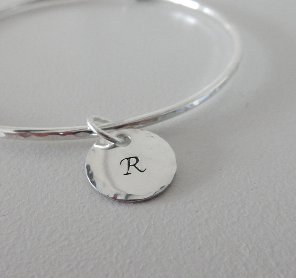 Personalised Round Charm