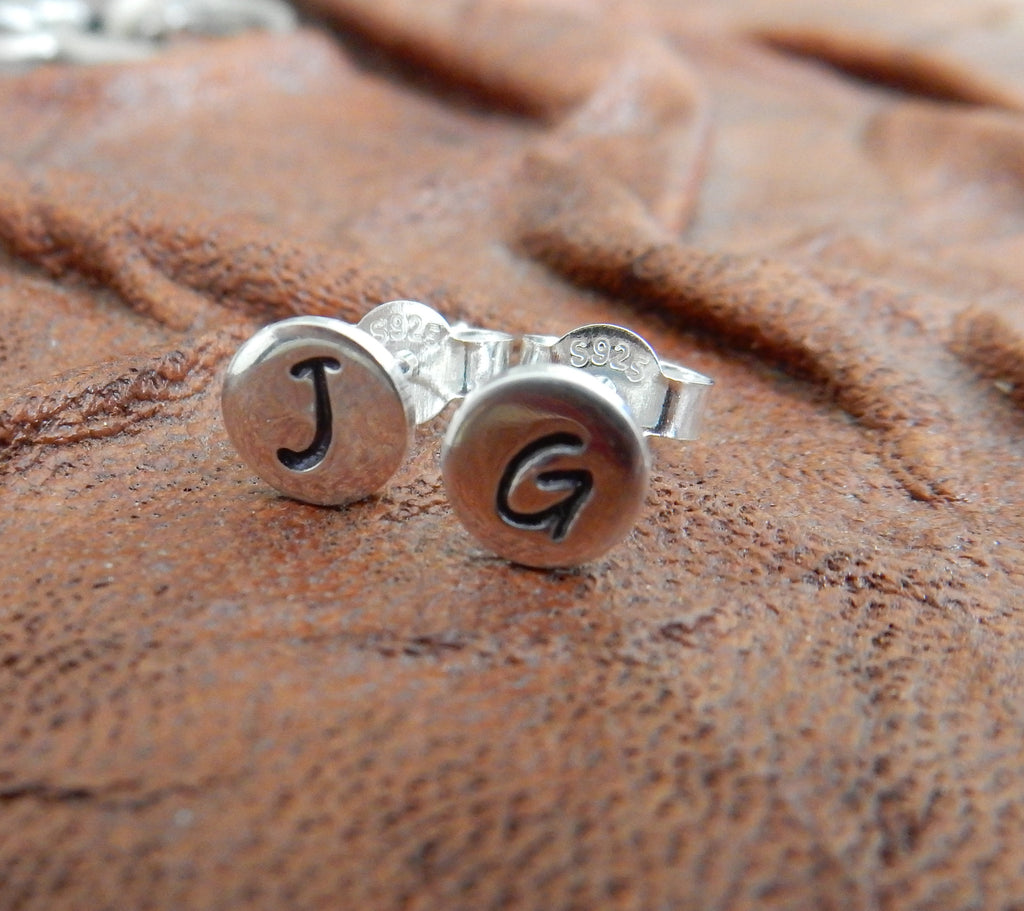 Personalised Stud Earrings