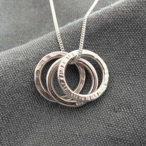 Polo Trio Pendant and Chain