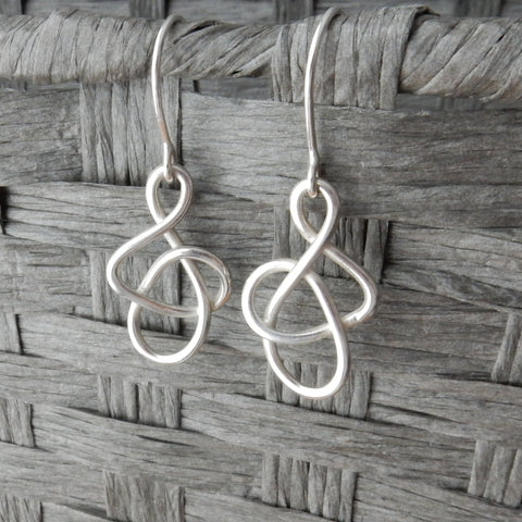 Tangle Drop Earrings