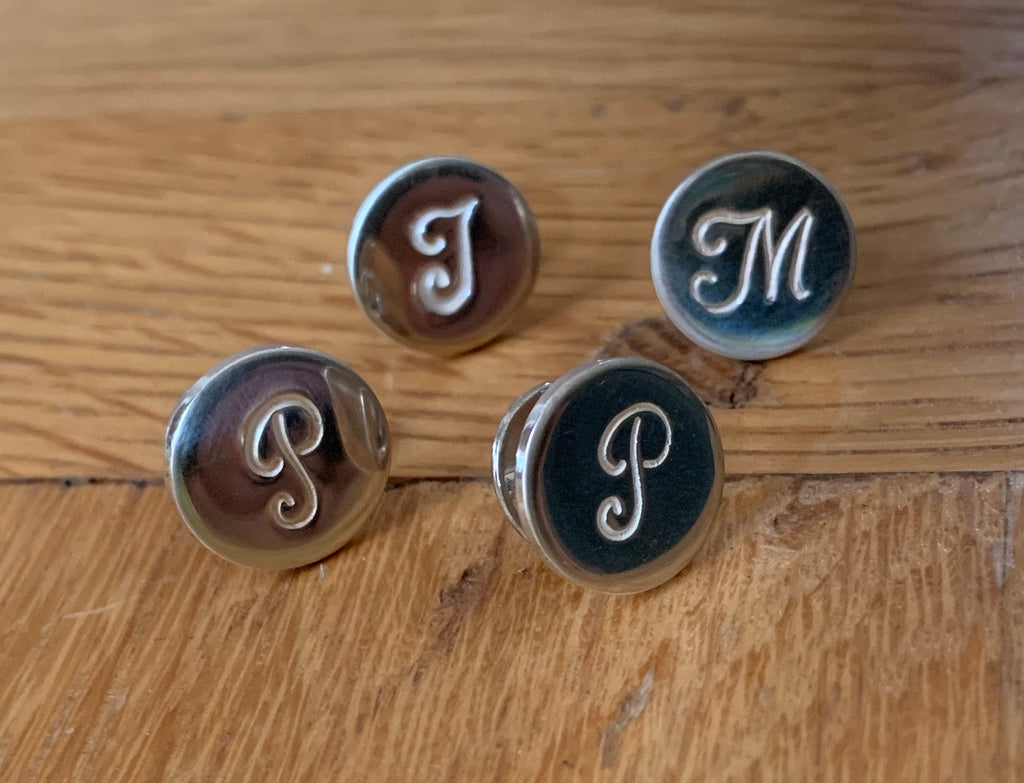 Personalised Tie Pins